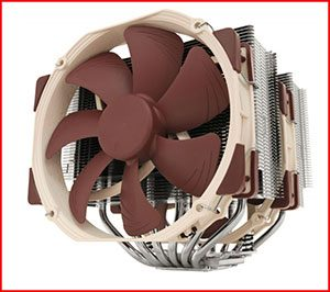 Huge Cooler - Noctua NH-D15 SE-AM4